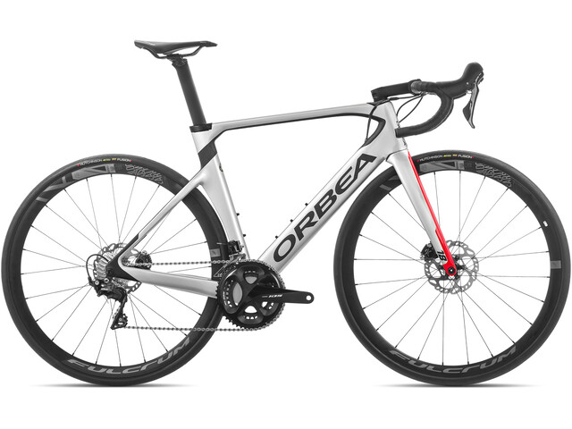 ORBEA Orca Aero M30Team-D, silver/red